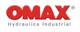 Omax logo hulomech